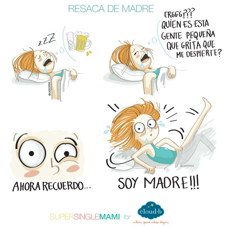 Resaca de madre by laziesvisa for supersinglemami