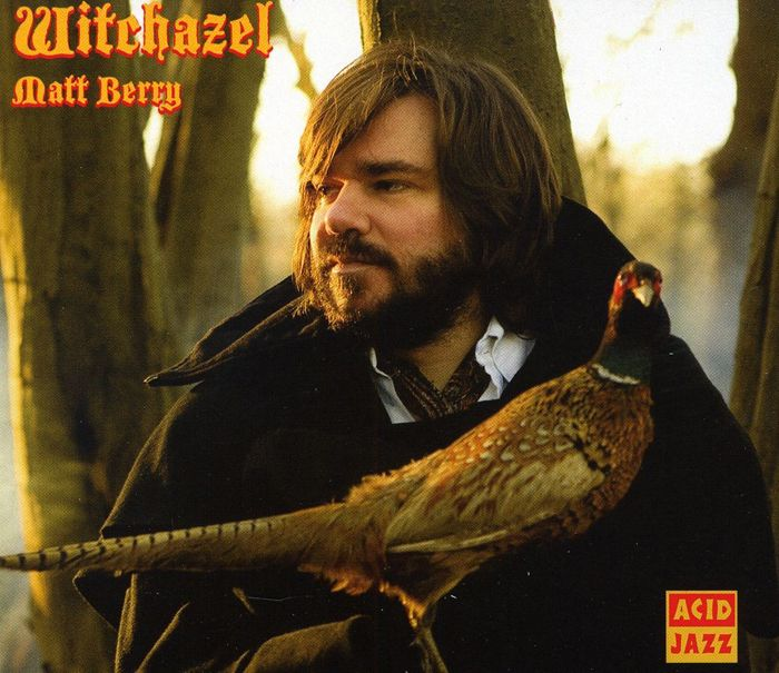 Matt Berry - Witchazel (2011)