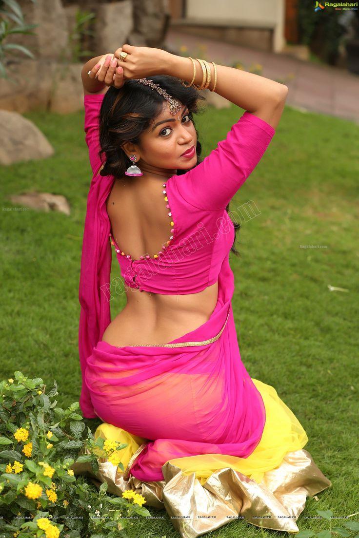 Ragalahari Super Exclusive - Heroine Bhavya Sri Glam Shoot