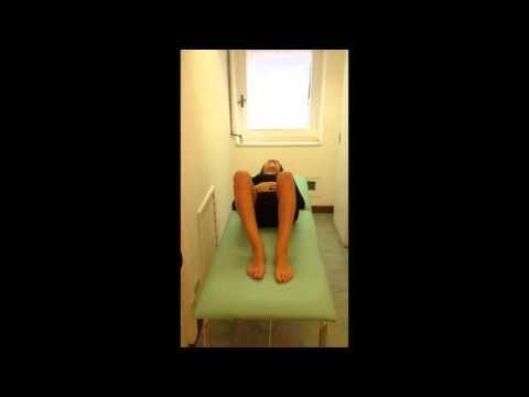 Riabilitazione protesi anca - YouTube