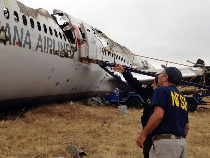 Investigating the Crash of Asiana Airlines Flight 214
