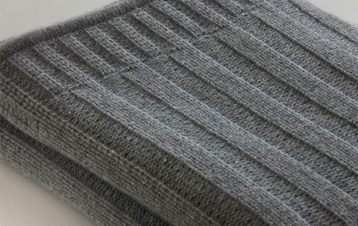 Bemboka Blankets - bemboka cashmere throw - chunky rib: www.bemboka.com/