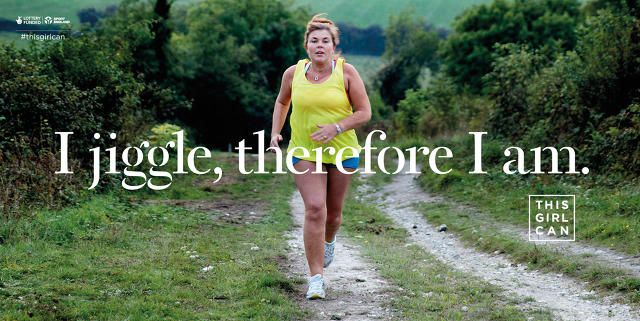 """This Girl Can"" Campaign Features The Fitness Triumphs Of Real Women Of Different Ages, Sizes 
