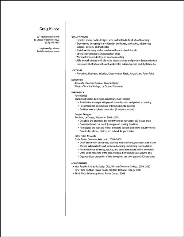 168 best images about resumes on pinterest cover letters my resume and resume tips - Resume For Graphic Designer Sample