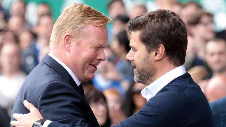 Ronald Koeman sees Tottenham as an example for Everton to follow #News #composite #Football #PremierLeague #RonaldKoeman