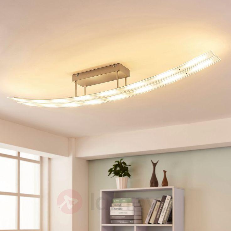 Ściemnialna lampa sufitowa LED Jarda | Lamyp.pl
