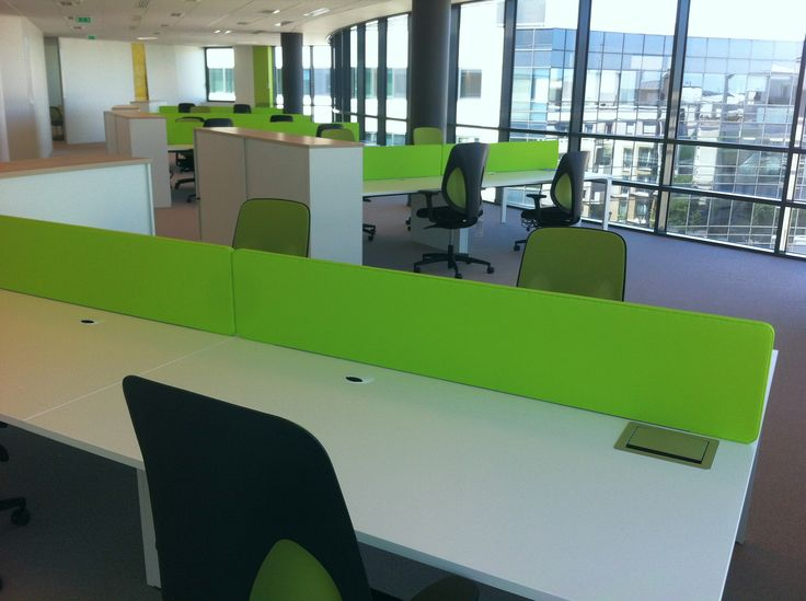 Office furniture by Thereca for DLL Paris