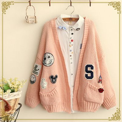 Sweet students sweater coat from Asian Cute {Kawaii Clothing}