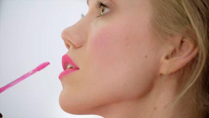 Мастер-класс от Елены Крыгиной: розовые губы