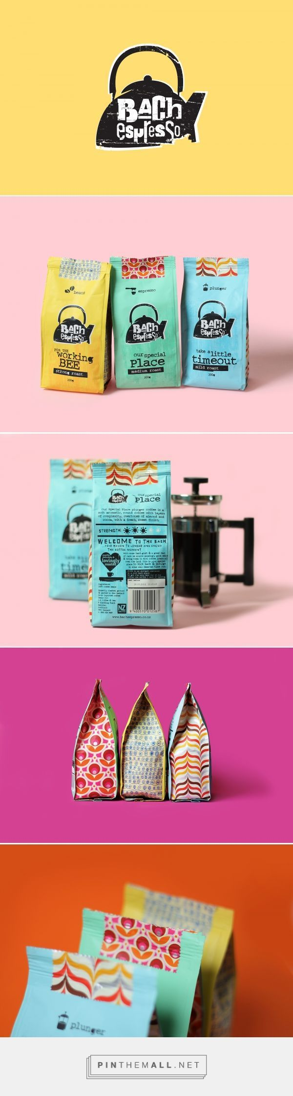 9 best constructivist design images on pinterest constructivism bach espresso retail coffee i really like the pattern on the side