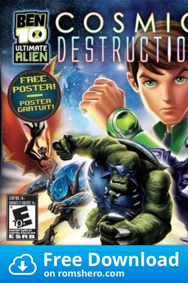 Download Ben 10 Ultimate Alien Cosmic Destruction Nintendo