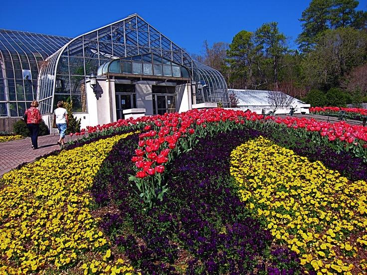 Birmingham Botanical Gardens Al Alabama Pinterest