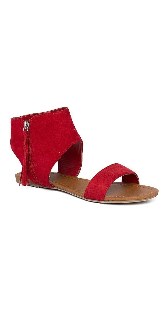 Mesa Zip Sandal