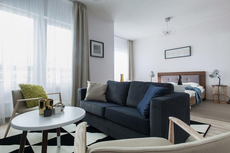 Светлые апартаменты виндустриальном районе — The Village — The Village — поток «Квартира недели»