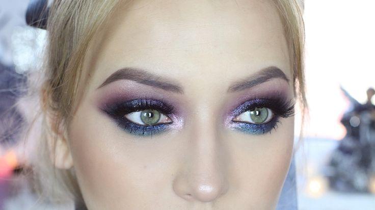 Machiaj_de_ Revelion_Special Koko_makeup_new_years_makeup_look_beauty_blogger_ponytail_eye_makeup