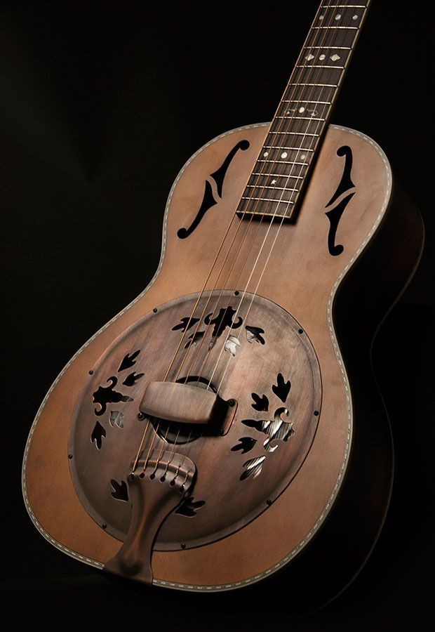 Washburn R360K Resonator Guitar