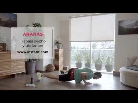 Ejercicios para abdomen bajo - Vida InstaFit