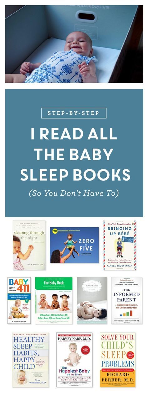 Amazing!! Skip reading the dozens of baby sleep books because this mom already read the routines, tips and training to get your baby sleeping through the night.