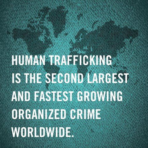 Human Trafficking...very sad & very true!!!