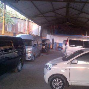 Garasi Mobil Alinds Transport