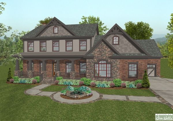 like these house plans: Dreams Houses, Home Plans, Floors Plans, Craftsman Home, Squares Feet, Houseplan, Cars Garage, Craftsman Houses Plans, House Plans
