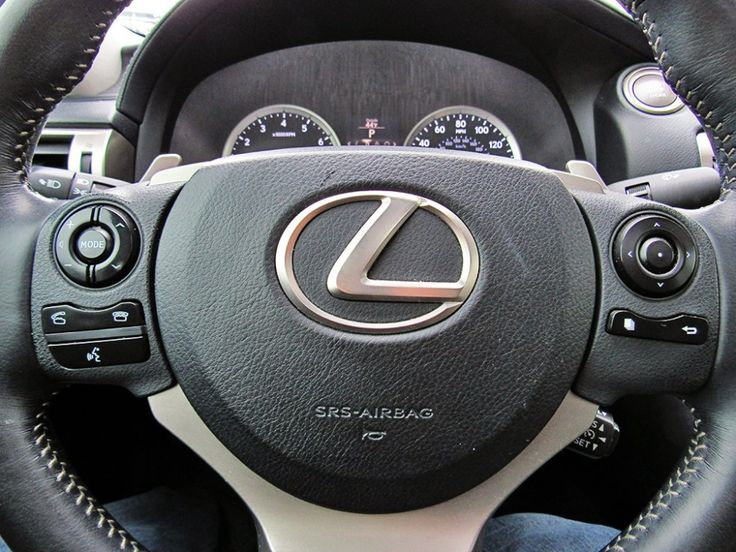 PreOwned 2015 Lexus IS 250 With Navigation & AWD in 2020