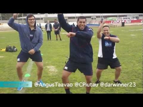 theBLUESdude: Auckland Rugby Style! - YouTube