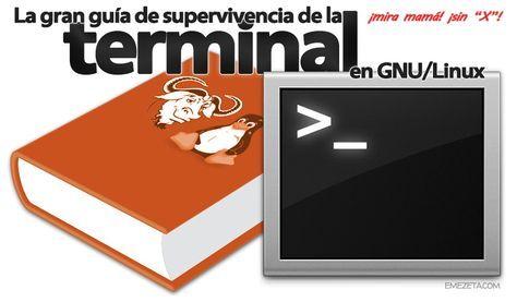 ¿Buscas programas para la terminal de GNU/Linux? Aquí tienes una completa guía de trucos, comandos y herramientas para la terminal de texto.
