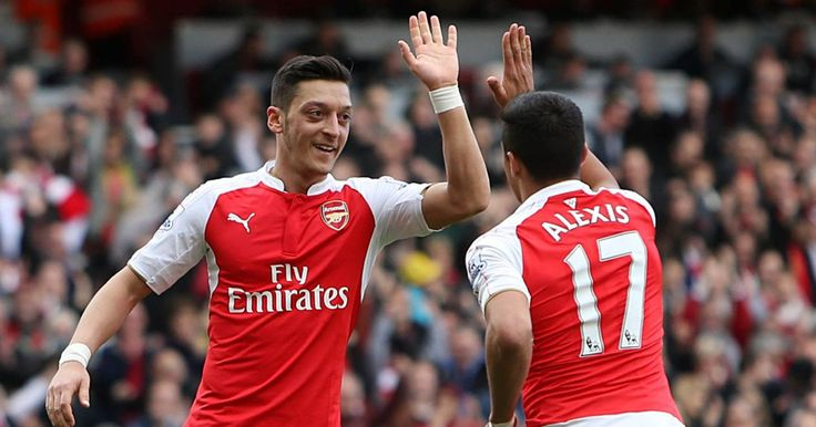 Arsenal boss Arsene Wenger confirms contract talks are set to resume with Mesut Ozil and Alexis Sanchez