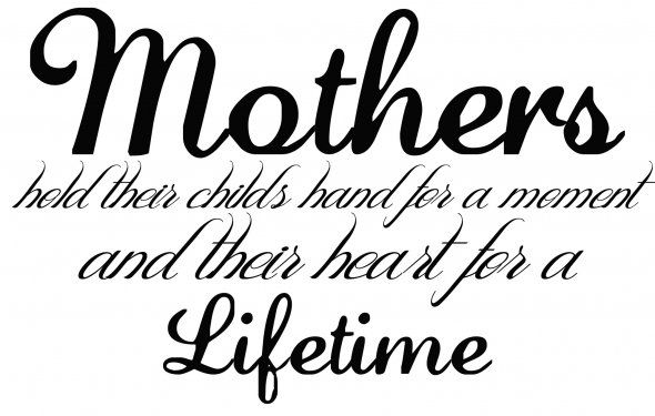 A Few Great Quotes For Moms
