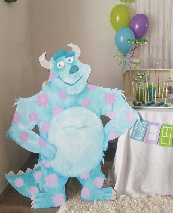 Sully ready for birthday