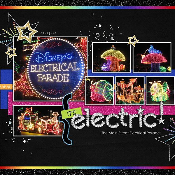 Most viewed - It's Electric! - Britt-ish Designs Gallery