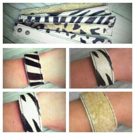 Animal armcandy