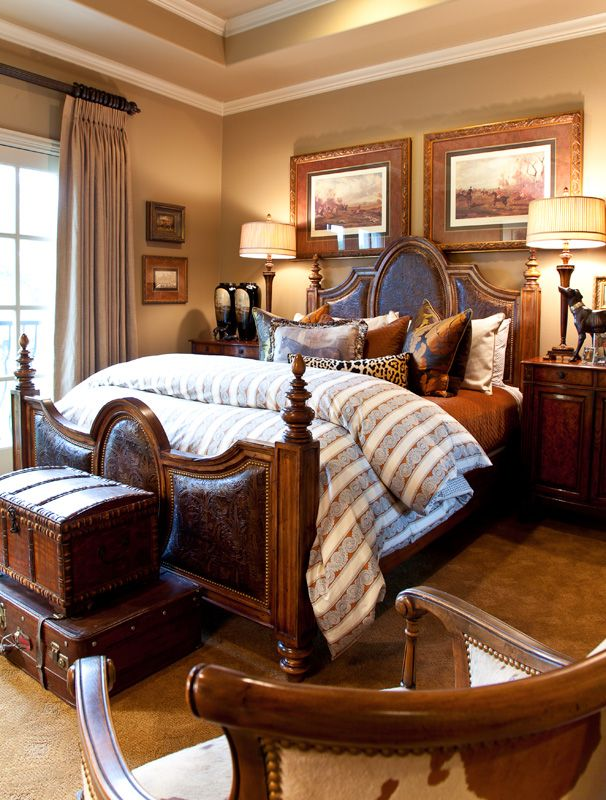 Gary Riggs Home   Bedrooms - Gary Riggs Home