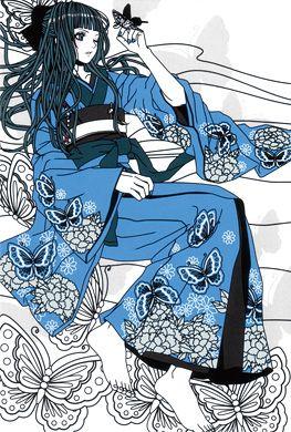 上条衿 ポストカード No.039 - FEWMANY ONLINE SHOP