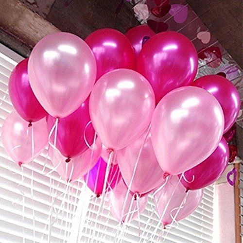 72 Pcs/Lot 12'' Pearlized Latex Balloons Thickening Pink & White&Red Rose balloons 2.8G For Party Decoration. #Pcs/Lot #Pearlized #Latex #Balloons #Thickening #Pink #White&Red #Rose #balloons #Party #Decoration