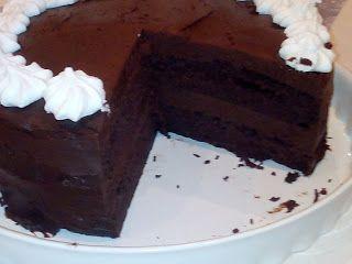 DODA: tort czekoladowy