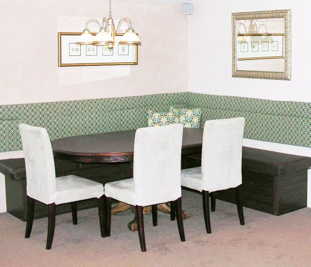 95 best Kitchen banquette seating project images on