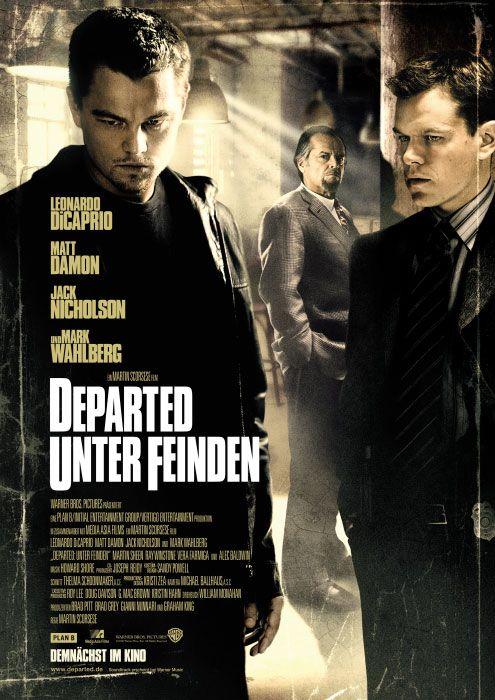 Poster zum Film: Departed - Unter Feinden