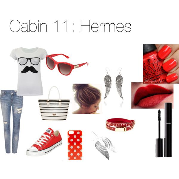Cabin 11: Hermes   Zabolicious   Percy Jackson and the Olympians   Mythology   Fashion
