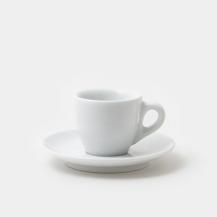 The classic espresso cup from Italy