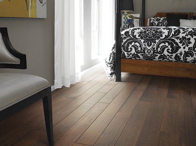 Hardwood Meadow Orchard - SA061 - Cavalier Cherry - Flooring by Shaw - to replace my carpet!