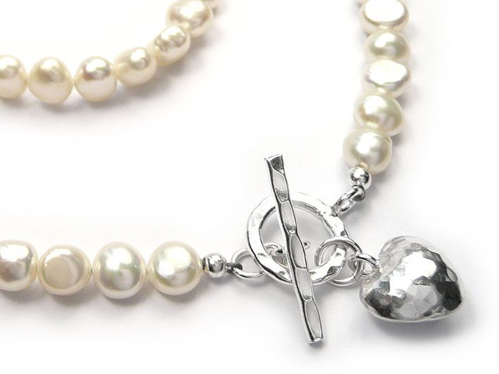Freshwater Pearl Necklace - Baroque