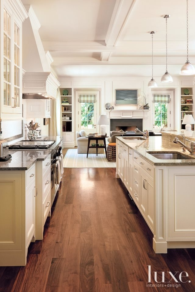 White Kitchen Open To Family Room 326 best fabulous kitchens images on pinterest | home, kitchen and