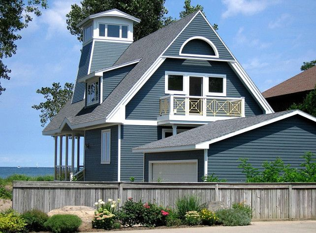 78 best images about hooked on houses on pinterest for Cottage siding ideas