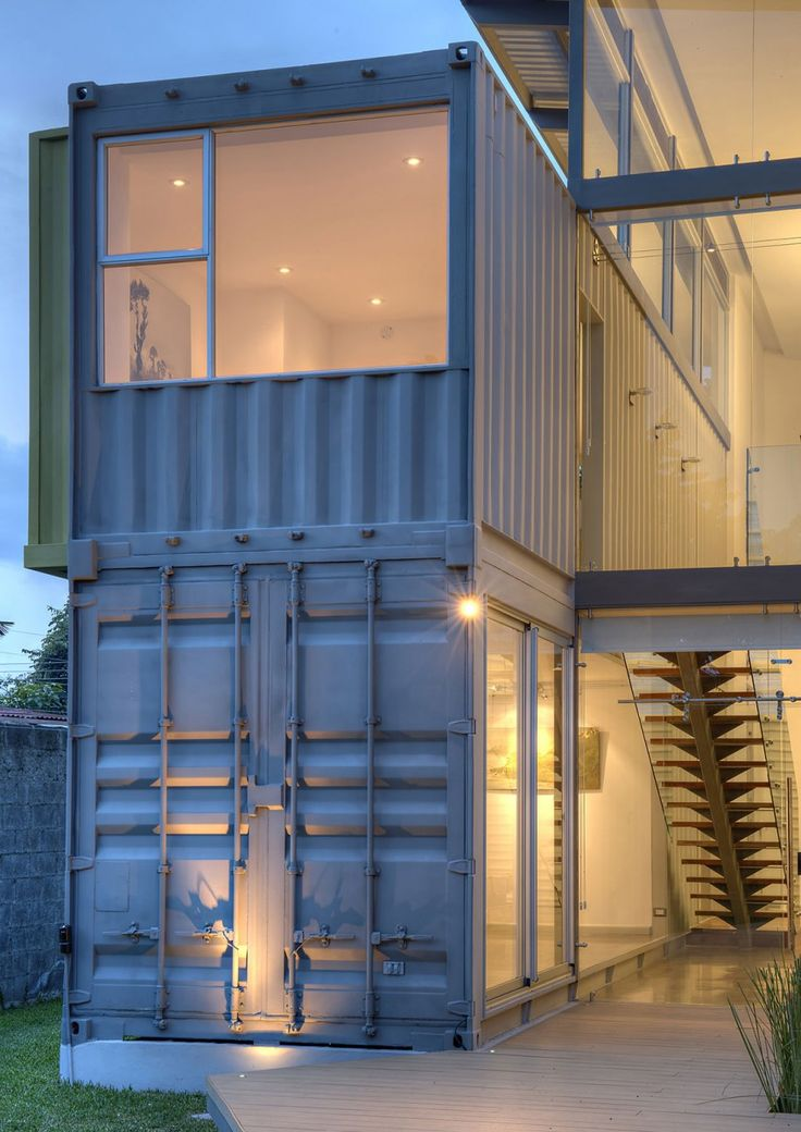 ⌂ The Container Home ⌂ Incubo House by María José Trejos (18)