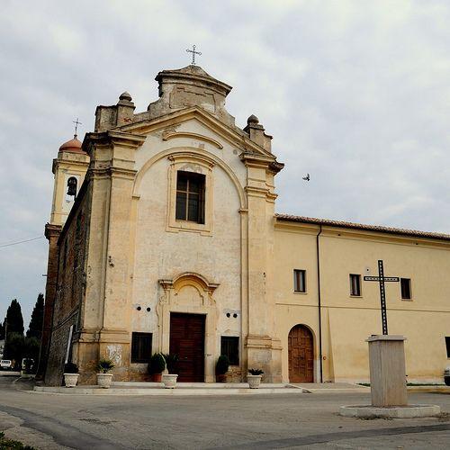 Chiesa di S.Patrignano - Collecorvino (PE)