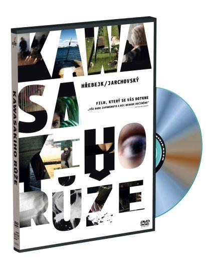 Český film na dvd Kawasakiho růže