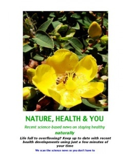 Nature, Health and You, Issue 2
