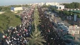 #Bahrain: the giant awoke - over 250 thousands demand democracy